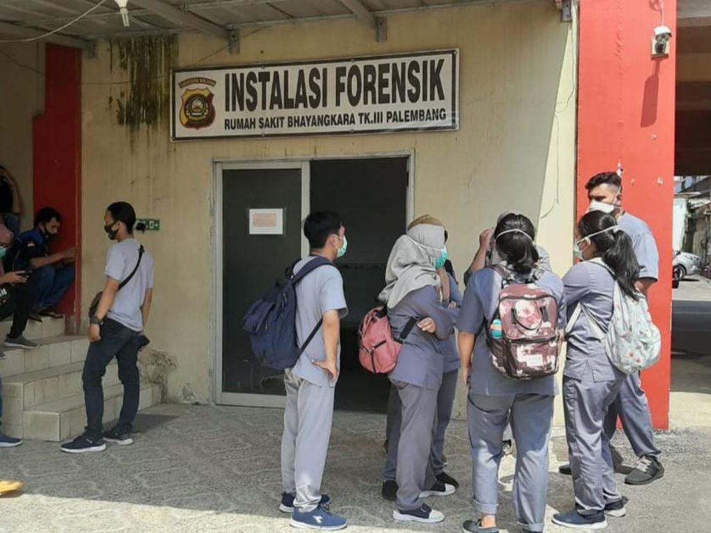 Wanita Muda Tewas Mengenaskan di Hotel Palembang, Diduga Dibunuh