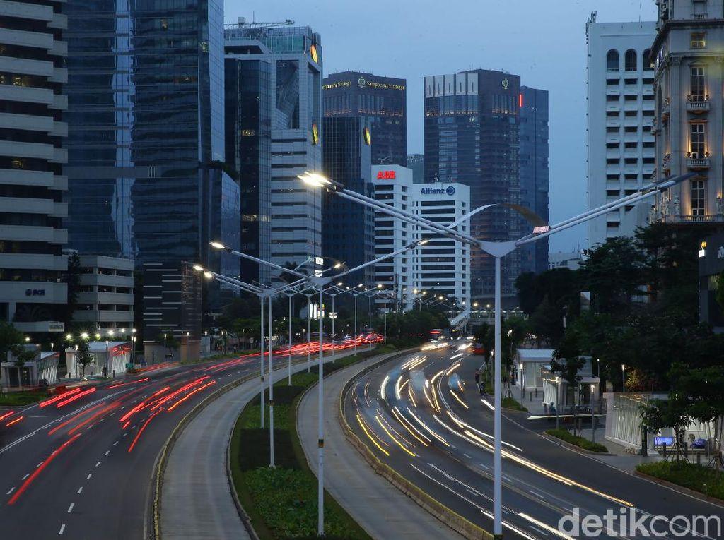 Ada PSBB Jawa Bali, Ekonomi RI Bakal Kontraksi Lagi?
