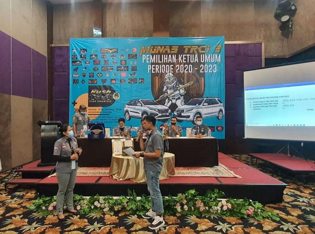 Toyota Rush Club Indonesia Gelar Pemilihan Ketua Umum Baru