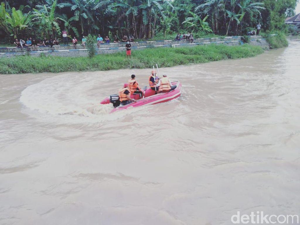 Pelajar SMP Hilang Tenggelam Saat Mandi di Sungai Gegara Tak Bisa Berenang