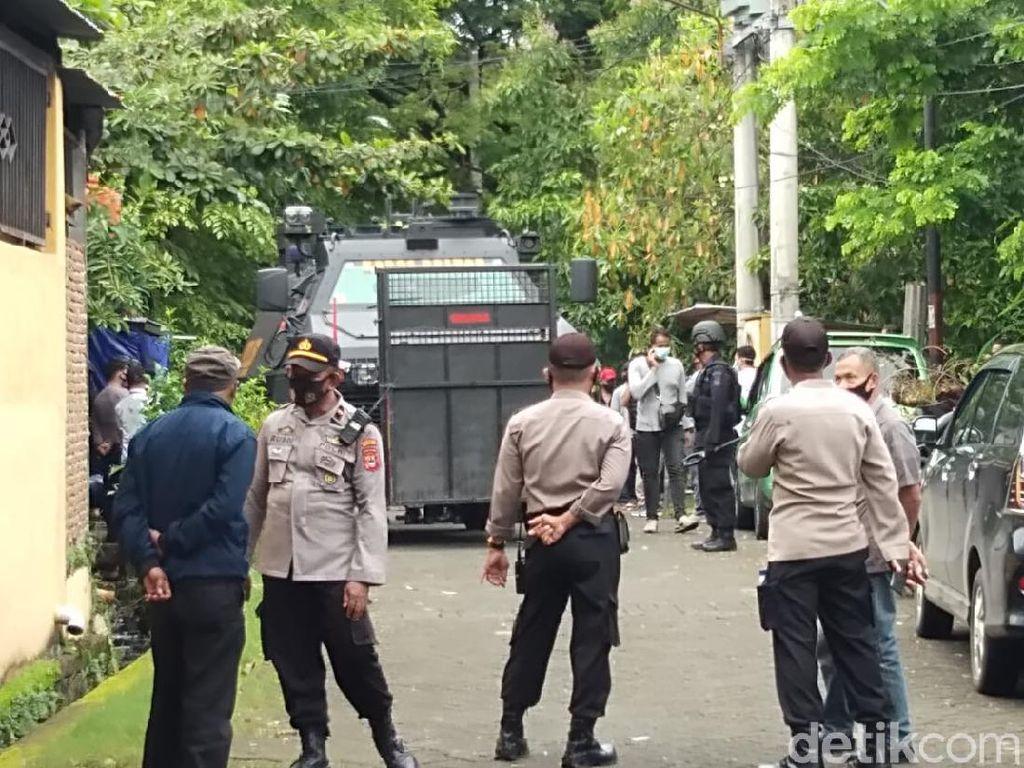 Anggota JAD di Makassar Pernah Cekcok dengan Warga soal Imam Salat