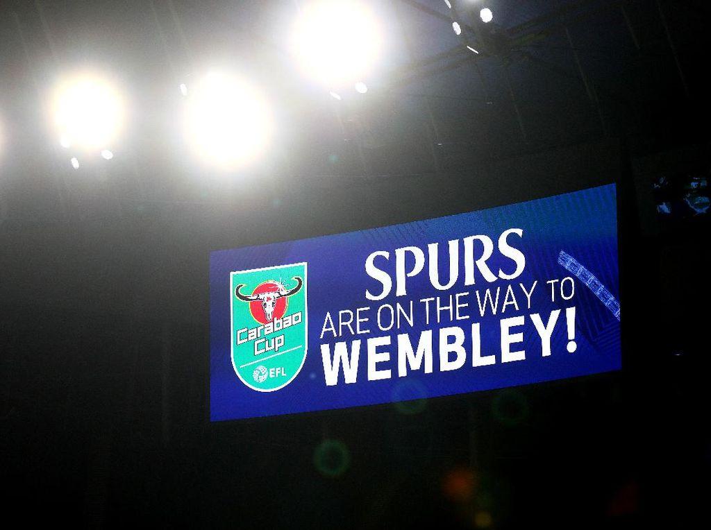 Ke Final Bareng Mourinho, Waktunya Tottenham Jadi Tim Juara