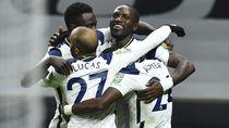 Video Tottenham Melaju ke Final Liga Inggris Usai Bungkam Brentford