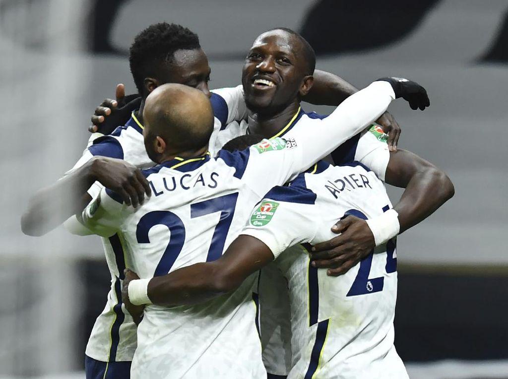 Final Kesembilan Tottenham di Piala Liga Inggris
