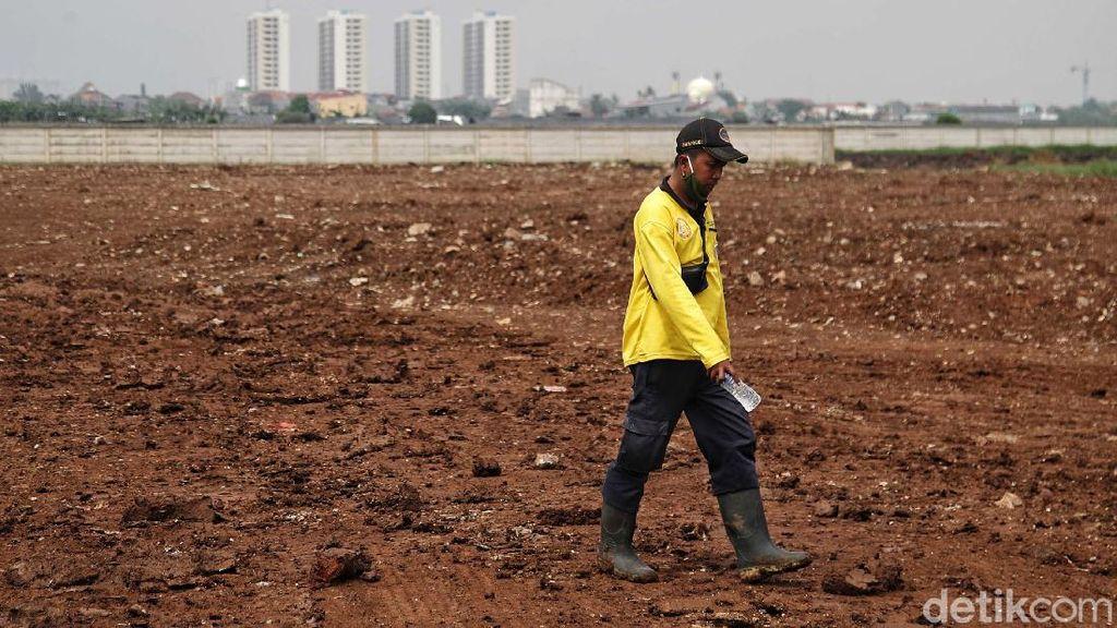Makam Pondok Ranggon Penuh, TPU Rorotan Disiapkan