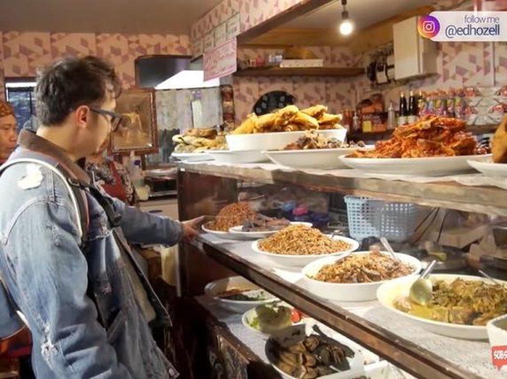 5 Warteg di Luar Negeri, Tawarkan Nasi Rames di Korea hingga Arab