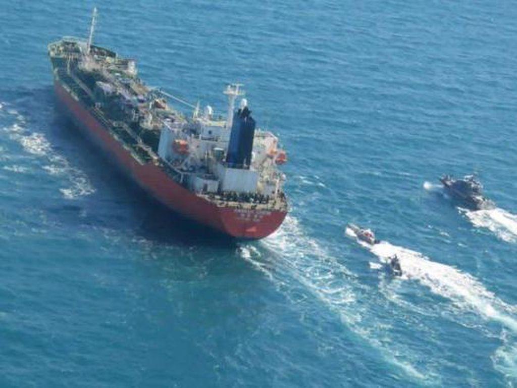 Awak Kapal Asal Indonesia yang Ditahan di Iran Dikatakan dalam Kondisi Baik