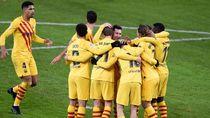 Start Sempurna di 2021, Barcelona Dinilai Lebih Solid