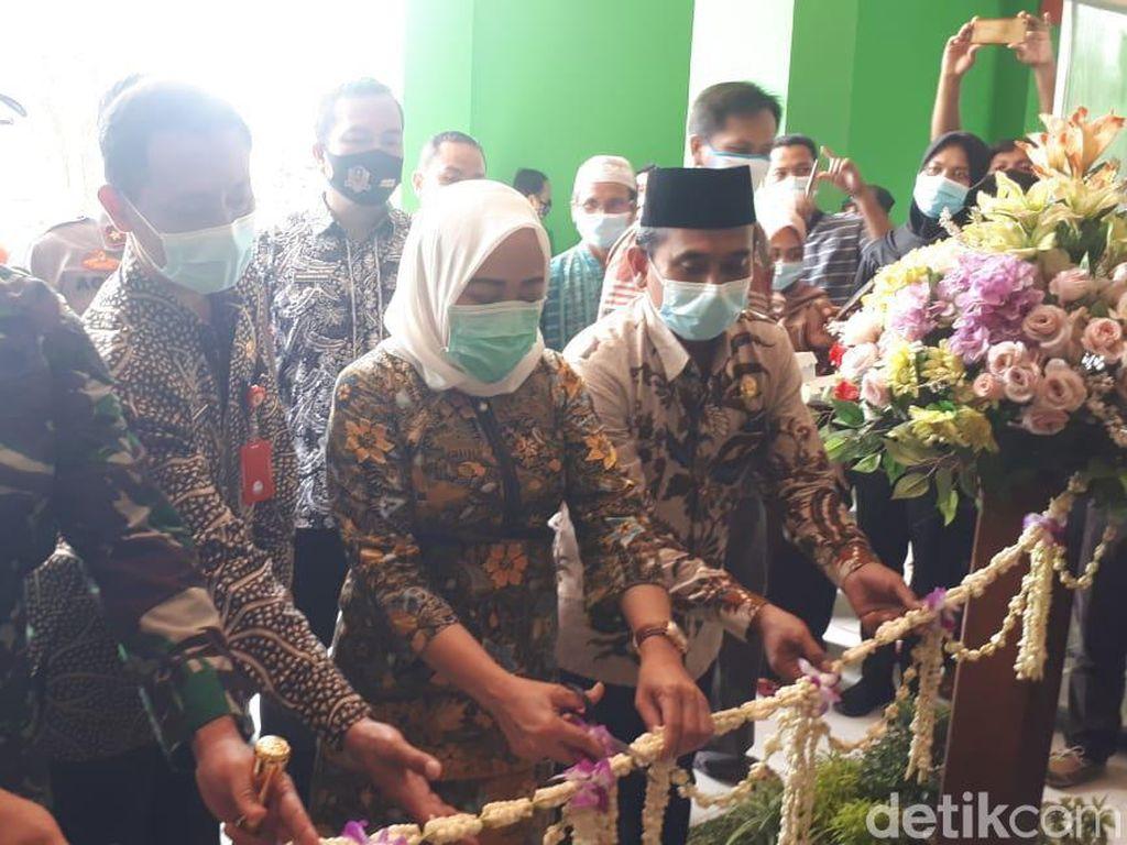 Pasar Modern Banjarejo Diresmikan Bupati Bojonegoro untuk Tingkatkan Ekonomi
