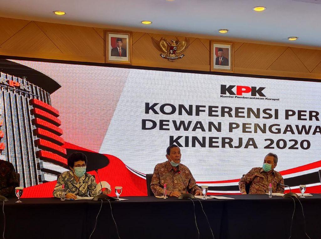 Dewas KPK Beri 571 Izin Sadap, Geledah hingga Penyitaan Selama 2020