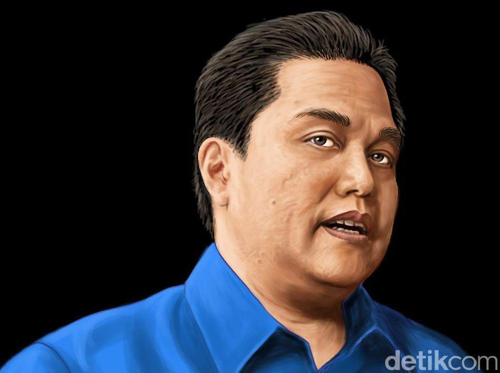 Erick Thohir Minta 3 BUMN Bikin Baterai Mobil Listrik tahun 2023