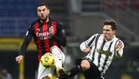 Pertaruhan Tiket Liga Champions di Laga Juventus Vs Milan