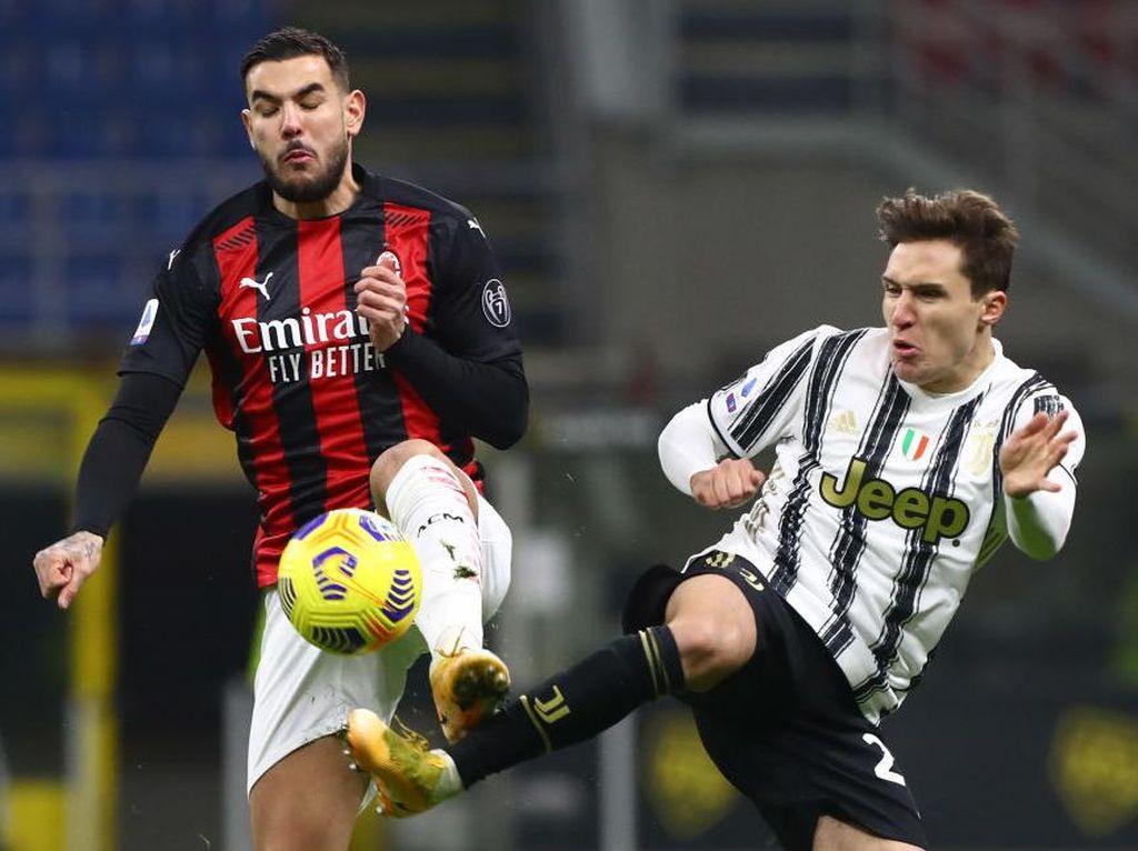 Jadwal Liga Italia Pekan Ini, Ada duel Juventus Vs Milan