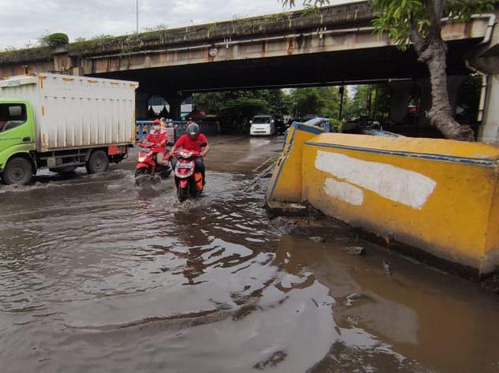 Martadinata Ancol Banjir, SDA Harap Bina Marga Tinggikan Jalan-Jembatan