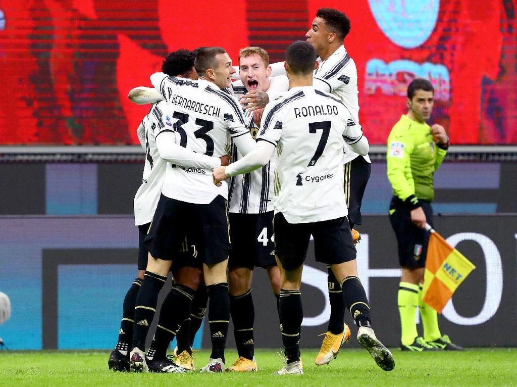 Pirlo Ungkap Kunci Keberhasilan Juventus Bungkam Milan