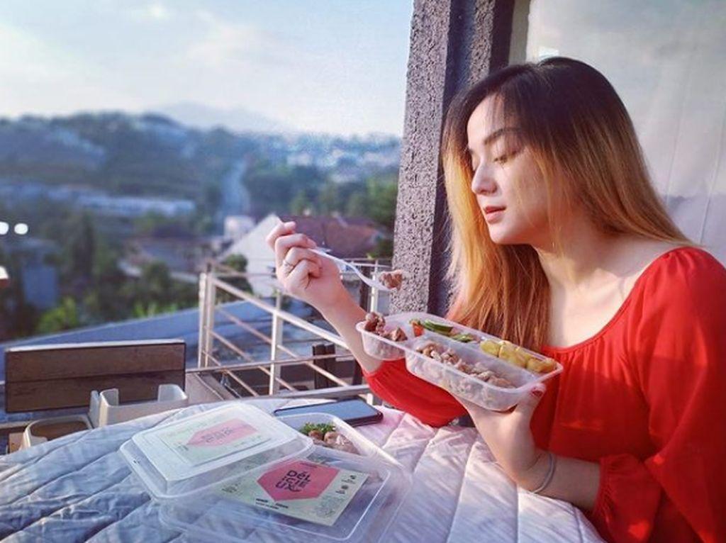 Juwita Bahar Jalani Diet Ekstrem hingga Makanan yang Dilarang di Dunia