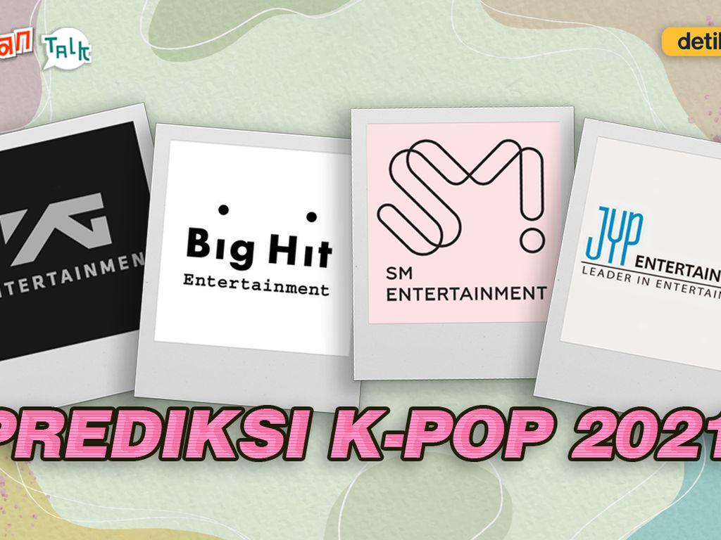 K-Talk Ep 36: Yang Baru dari Dunia Hiburan Korea di 2021