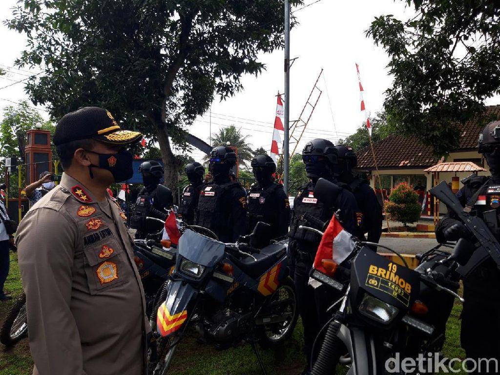 Ada Pembatasan Baru Jawa-Bali, Polda Jateng Gelar Razia 3 Kali Sehari