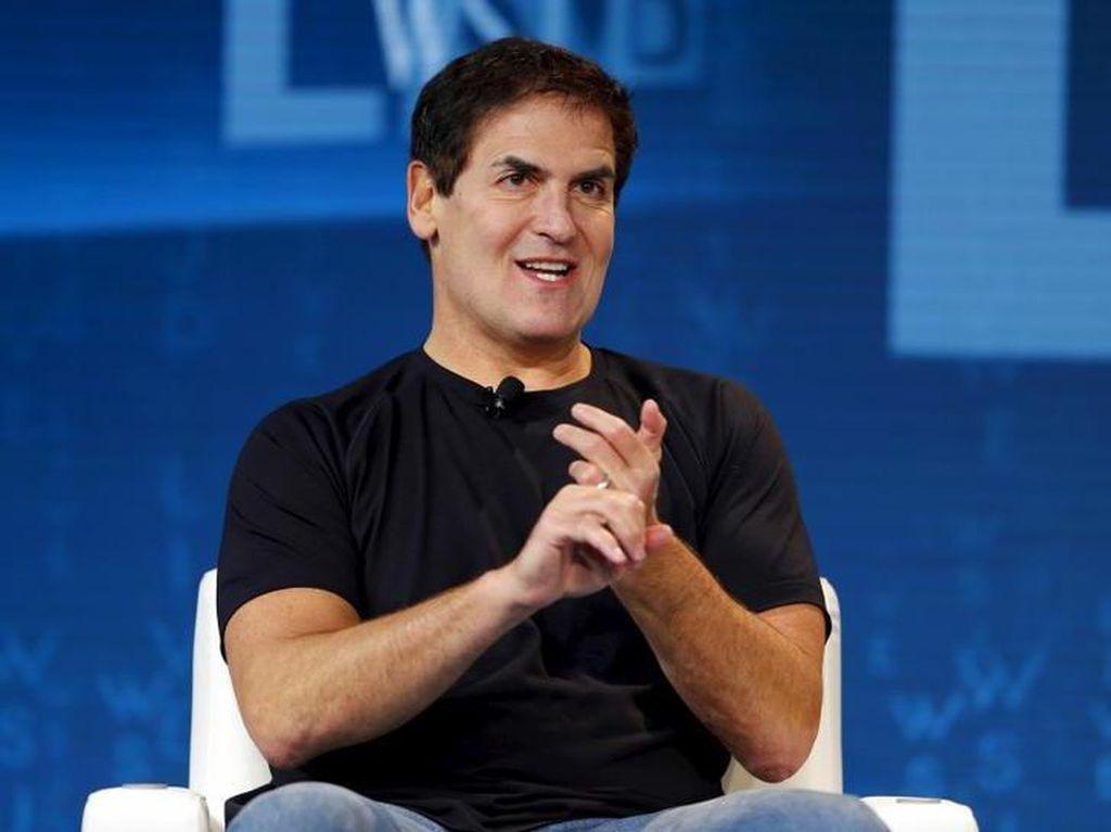 Mark Cuban Investasi Token Kripto NFT, Bisa Jual Video-Musik