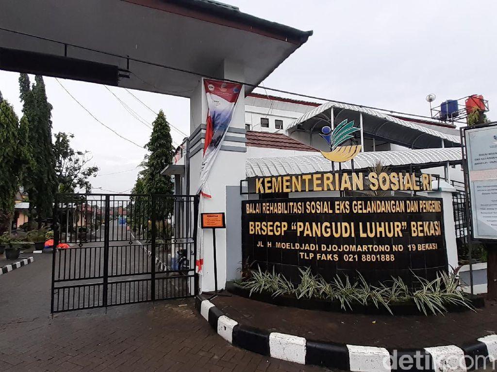 Melihat Lebih Dekat Tempat Gepeng Dibina di Bekasi