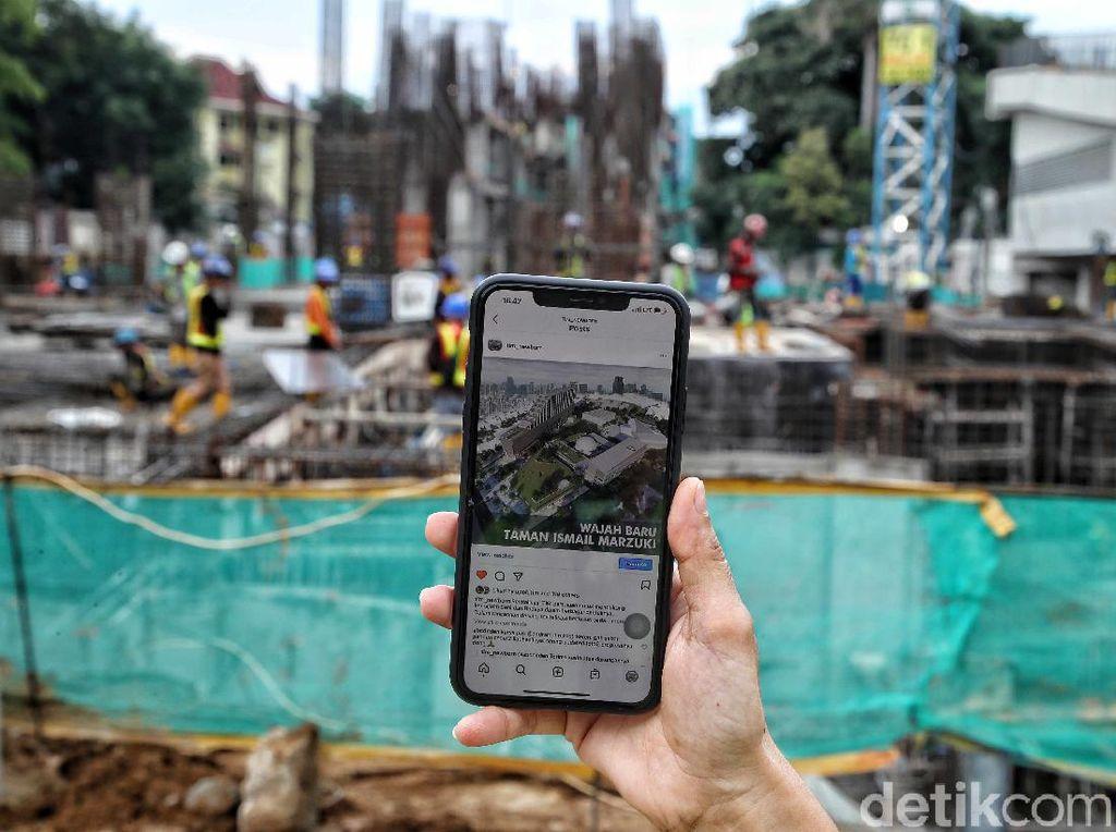 Menanti Wajah Baru Taman Ismail Marzuki