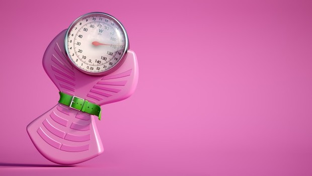 Oatmeal dapat membantu menjaga berat badan.