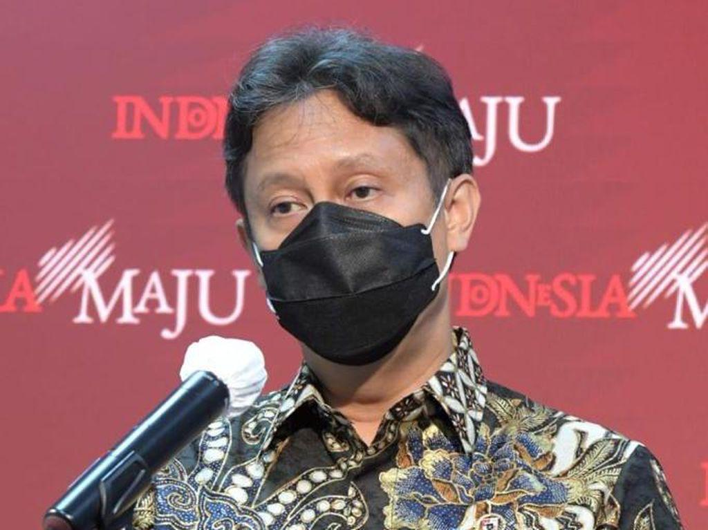 Menkes Sampaikan Hasil Pertemuan Tertutup Jokowi dengan Anies Cs