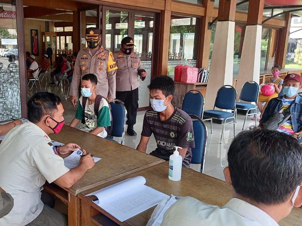 32 Pengendara di Ngawi Terjaring Operasi Yustisi dan Didenda Rp 40 Ribu