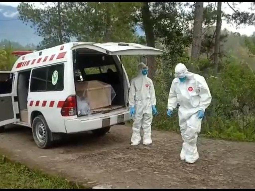 Pemakaman Pasien COVID-19 di Mamasa Tertunda Karena Hasil Swab Telat Keluar