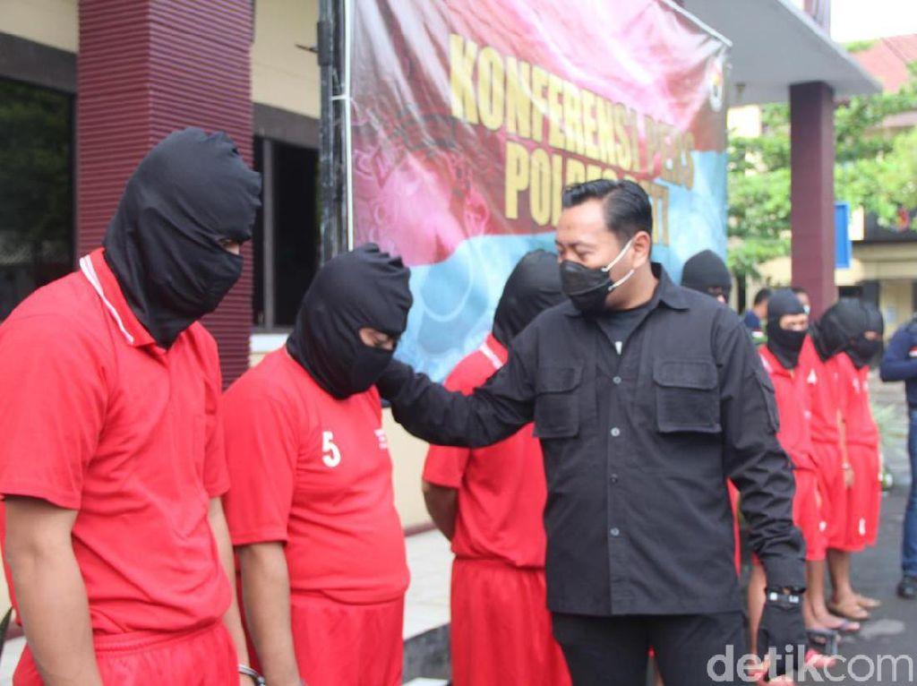 3 Orang Ini Ketahuan Selundupkan Sabu di Sabun Batangan ke Lapas Pati