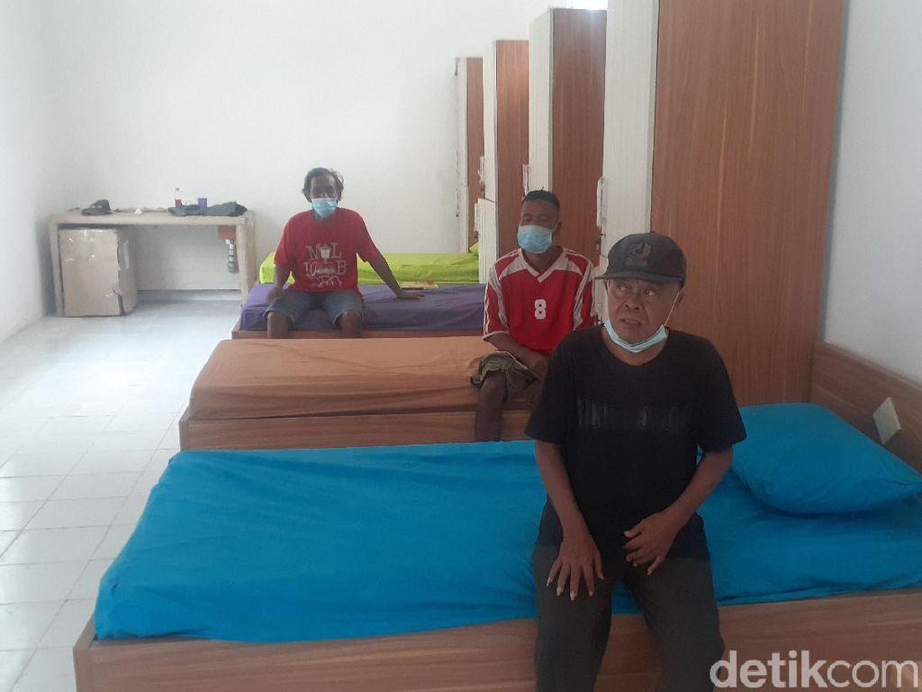 22 PMKS Dibawa ke Balai Rehabilitasi Sosial Bekasi, Begini Kondisinya