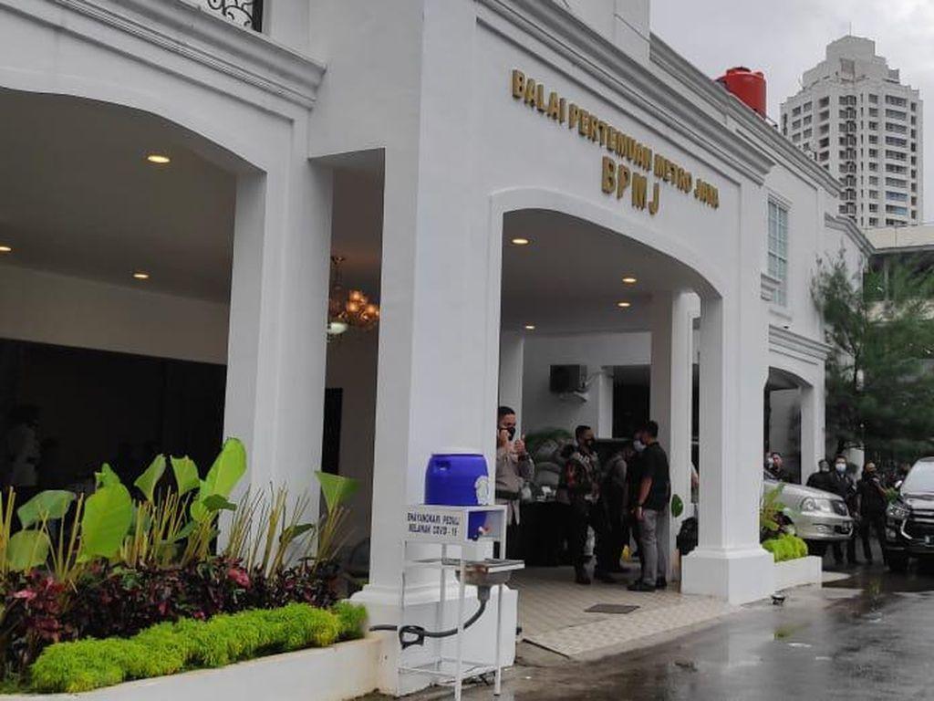 10 Kapolres-Direktur di Polda Metro Jaya Serah Terima Jabatan Pagi Ini