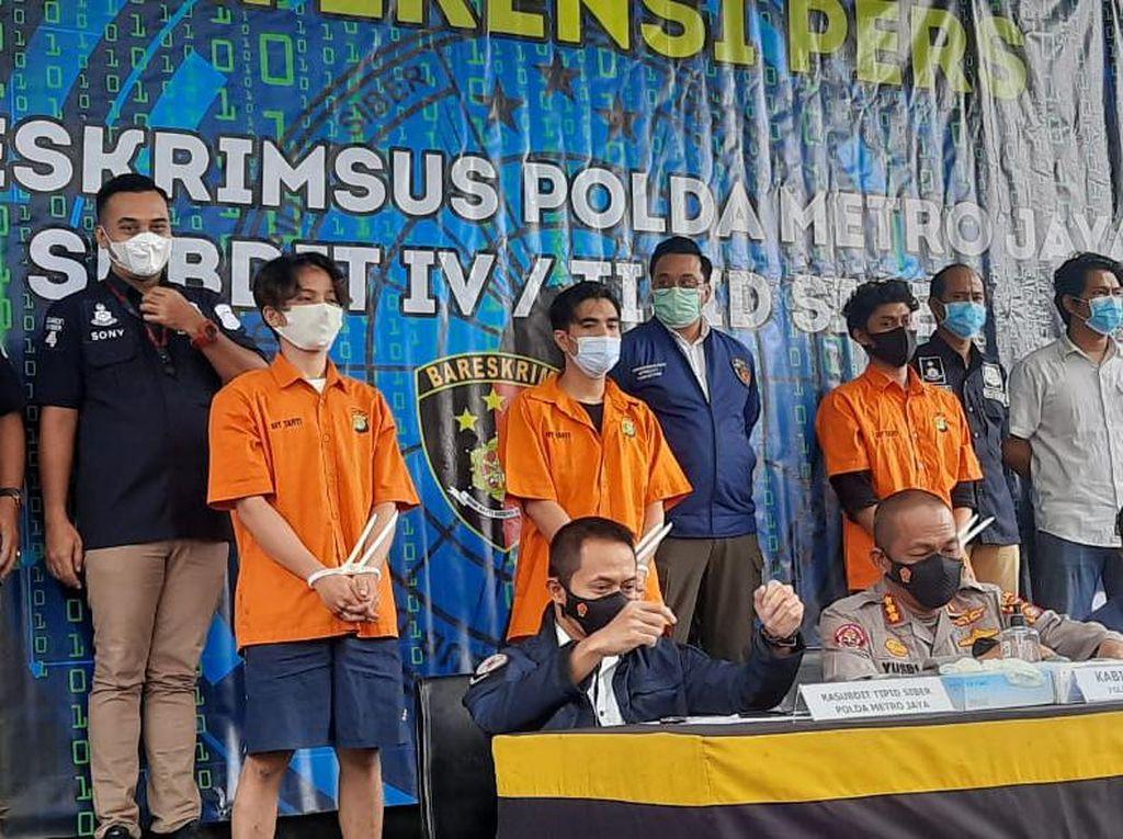 Tiga Pemalsu Surat PCR Diringkus Polda Metro Jaya