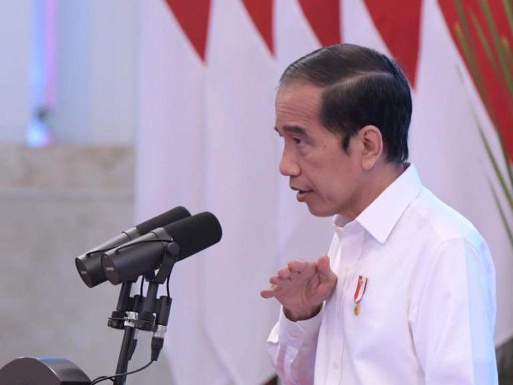 Jokowi Sentil Kementan Soal Lonjakan Harga Tahu-Tempe