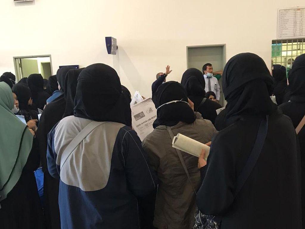 KJRI Jeddah Pulangkan 335 WNI Overstay dari Arab Saudi dalam Sepekan