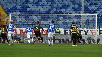 Inter Milan Pulang dengan Tangan Kosong