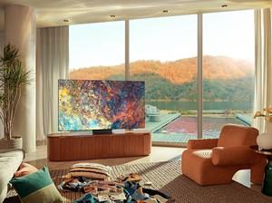 Samsung Umumkan TV Neo QLED Pakai Teknologi Mini LED, Keunggulannya?
