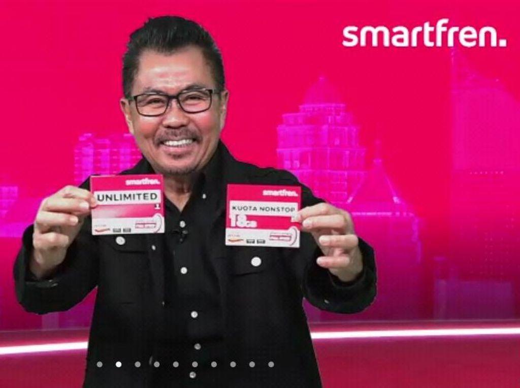 Paket Unlimited Relaunch Smartfren Harga Rp22 Ribu, Ini Cara Mengaktifkannya