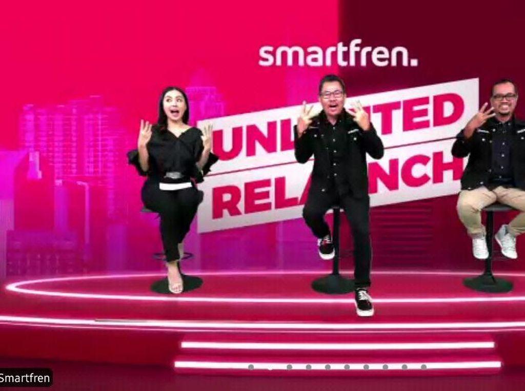 Smartfren Perbarui Paket Unlimited, Jadi Seperti Apa?