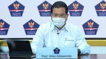 Evaluasi PPKM Tahap 1 di 7 Provinsi, Zona Merah-Oranye Corona Dominan
