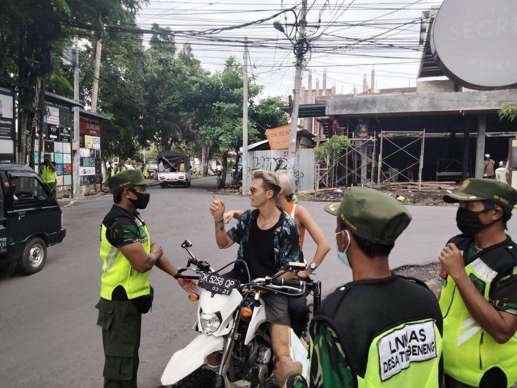 Denda Bule yang Langgar Prokes di Bali Akan Lebih Tinggi dari WNI