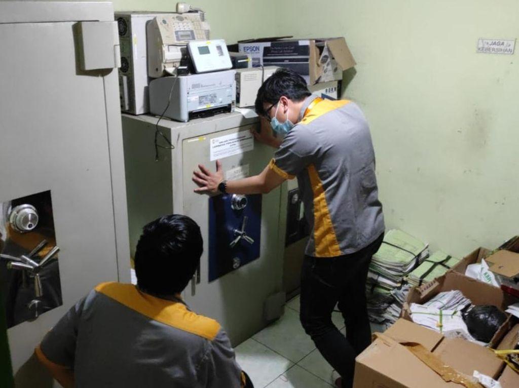 LPS Kuasai dan Segel BPR Tawangalun Banyuwangi yang Izinnya Dicabut OJK