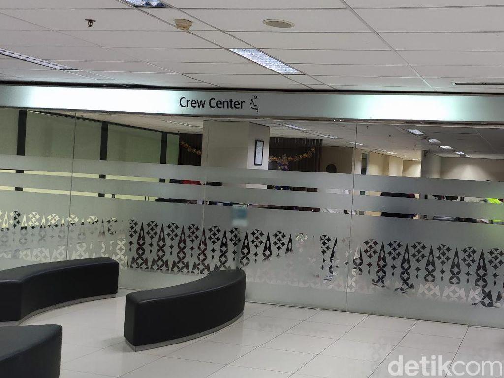 Ini Lounge Pribadi Garuda, Tempat Pilot-Pramugari Berkenalan
