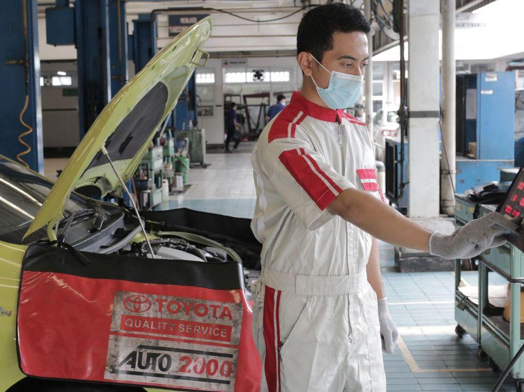Daftar Bengkel Toyota yang Layani Uji Emisi, Bisa Gratis dengan Syarat Ini