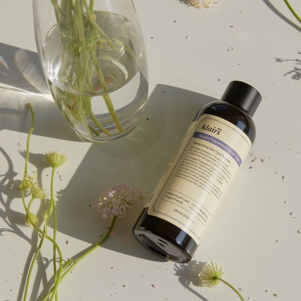 Produk klairs untuk kulit berjerawat.