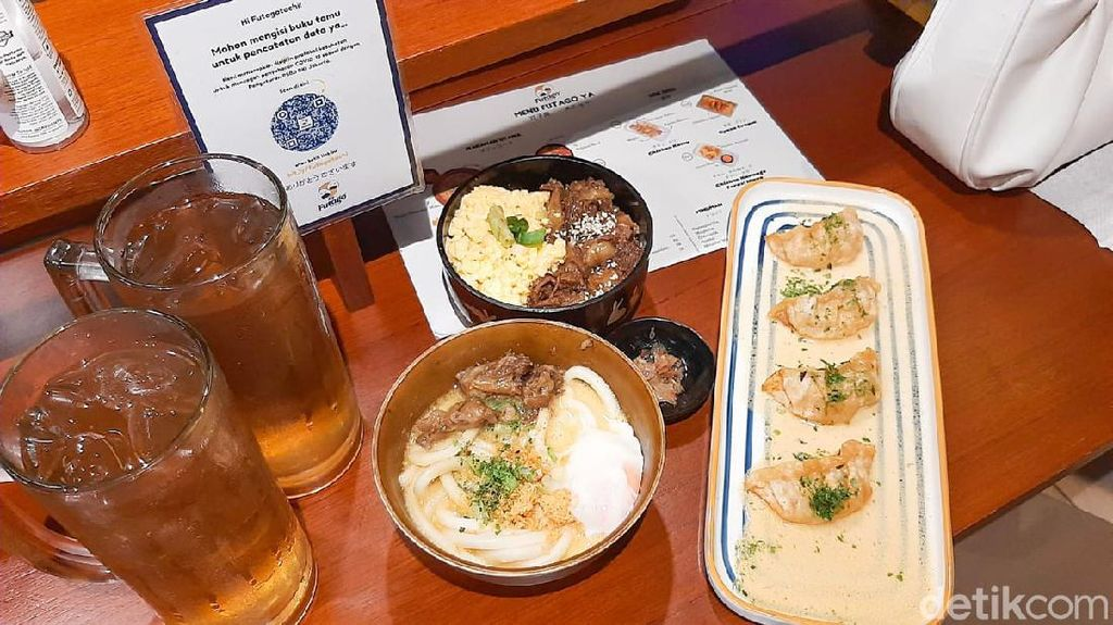 Oishi! Creamy Miso Udon Super Lembut di Little Tokyo Melawai