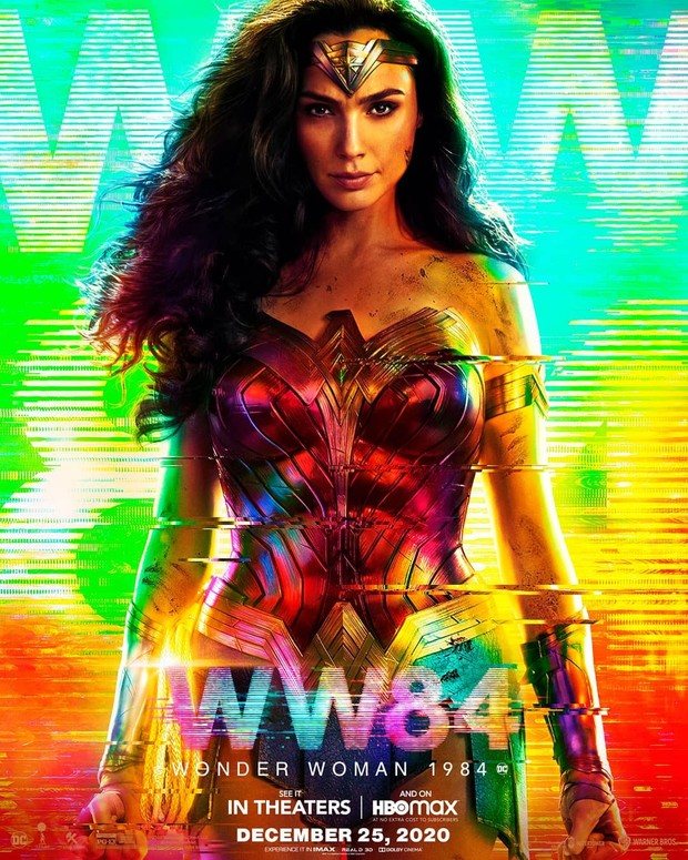 Gal Gadot Wonder Women 1984