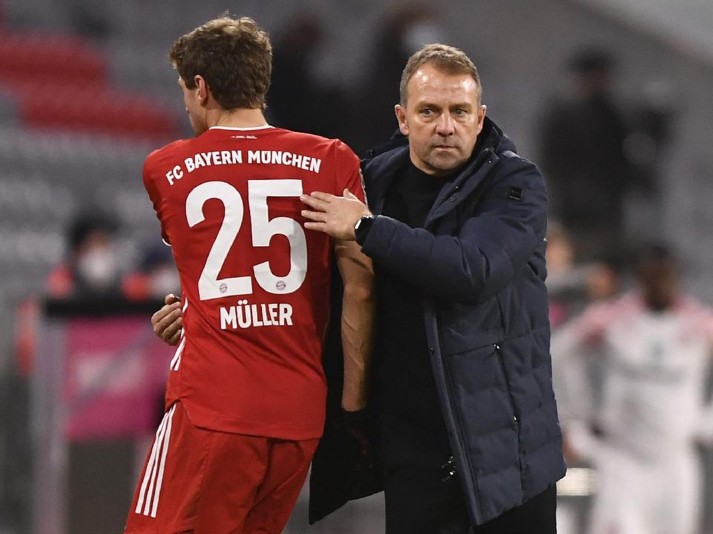 Bayern Munich Belanja Enggak di Bursa Januari?