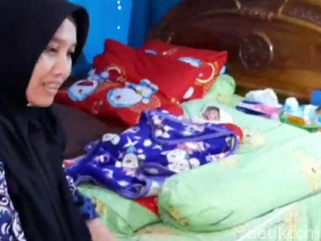 Wanita Ciamis Melahirkan Tanpa Tanda-tanda Hamil, Ini Penjelasan Dokter
