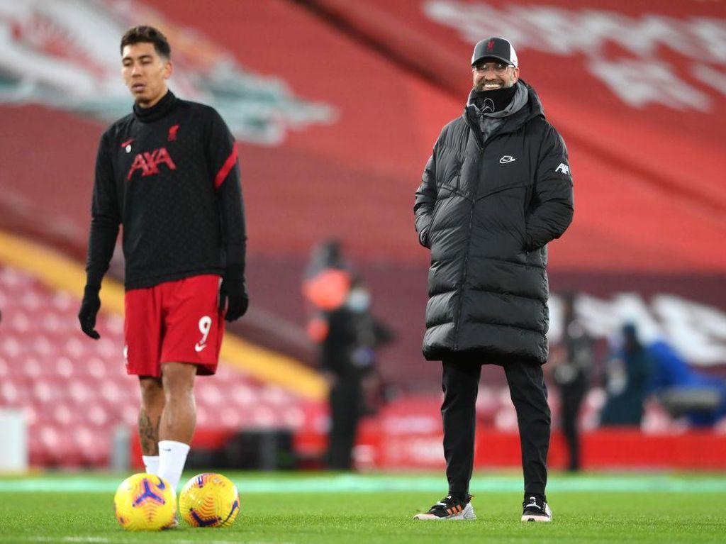 Liverpool Lagi Bokek, Takkan Belanja Bek Bulan Ini